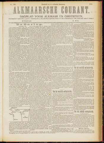 Alkmaarsche Courant 1915-05-11