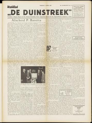 De Duinstreek 1957-04-05