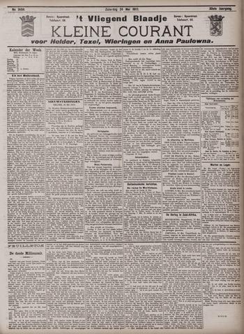 Vliegend blaadje : nieuws- en advertentiebode voor Den Helder 1902-05-24