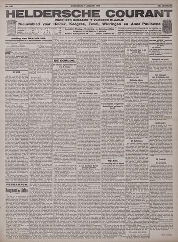 Heldersche Courant 1915-01-07