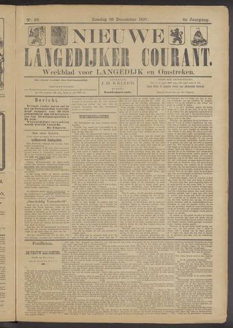 Nieuwe Langedijker Courant 1897-12-26