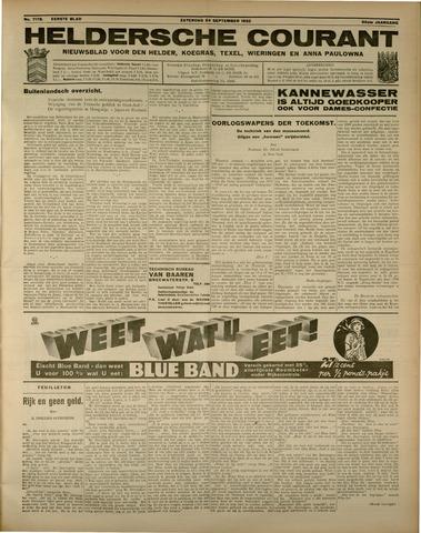 Heldersche Courant 1932-09-24