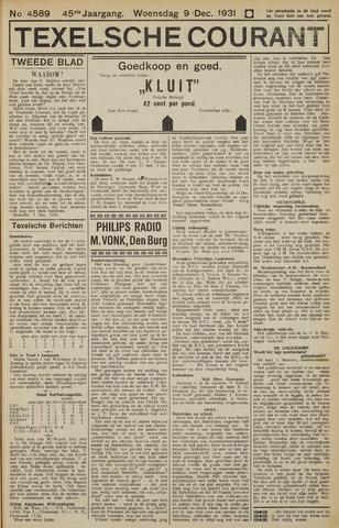 Texelsche Courant 1931-12-09