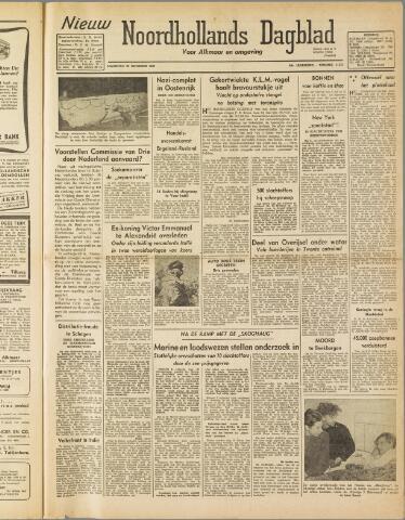 Nieuw Noordhollandsch Dagblad : voor Alkmaar en omgeving 1947-12-29