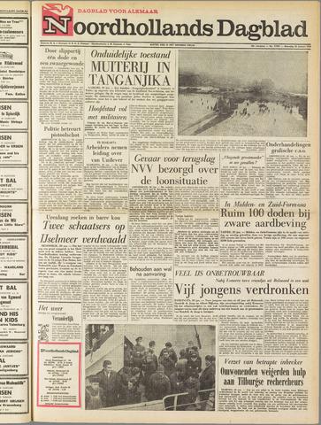 Noordhollands Dagblad : dagblad voor Alkmaar en omgeving 1964-01-20