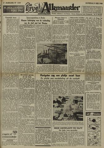 De Vrije Alkmaarder 1949-05-21