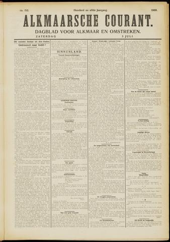 Alkmaarsche Courant 1909-07-03