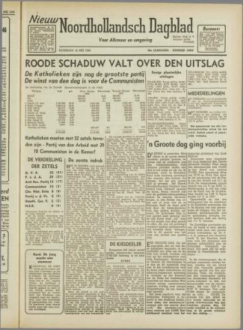 Nieuw Noordhollandsch Dagblad : voor Alkmaar en omgeving 1946-05-18