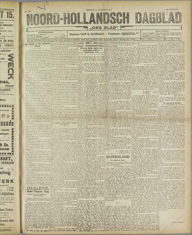 Ons Blad : katholiek nieuwsblad voor N-H 1921-08-16