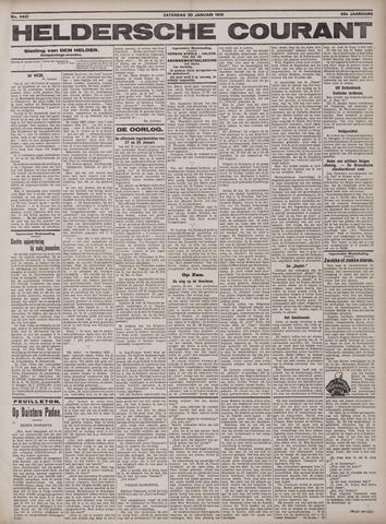 Heldersche Courant 1915-01-30