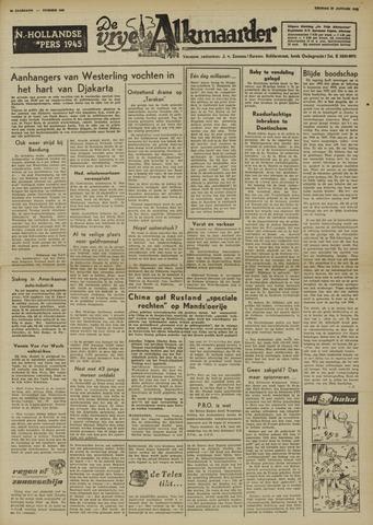 De Vrije Alkmaarder 1950-01-27