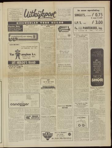 Uitkijkpost : nieuwsblad voor Heiloo e.o. 1974-01-23