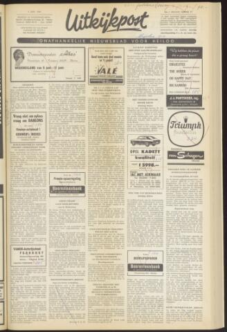 Uitkijkpost : nieuwsblad voor Heiloo e.o. 1969-06-04