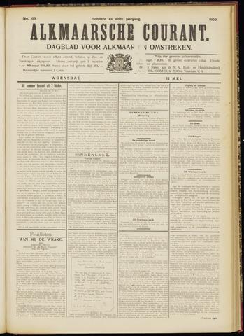 Alkmaarsche Courant 1909-05-12