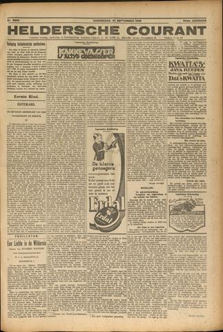 Heldersche Courant 1926-09-30