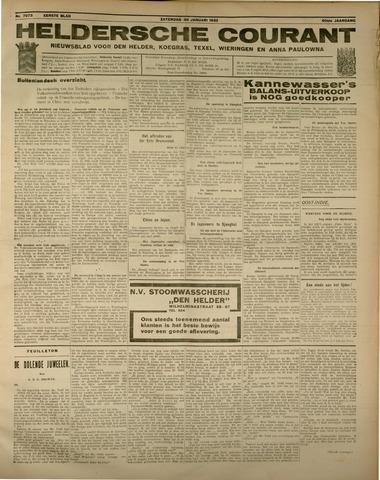 Heldersche Courant 1932-01-30