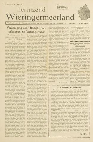 Herrijzend Wieringermeerland 1947-01-25