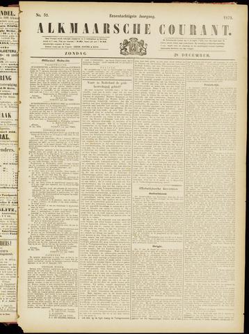 Alkmaarsche Courant 1879-12-28