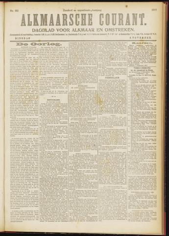 Alkmaarsche Courant 1917-11-06
