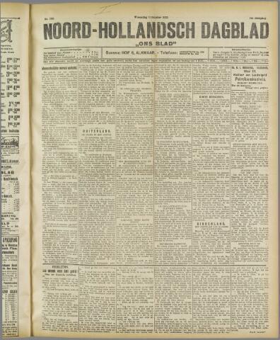 Ons Blad : katholiek nieuwsblad voor N-H 1922-10-11
