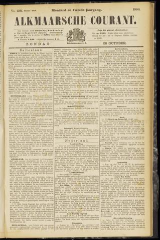 Alkmaarsche Courant 1900-10-28