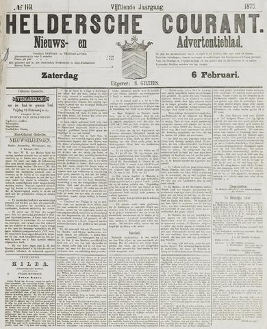 Heldersche Courant 1875-02-06
