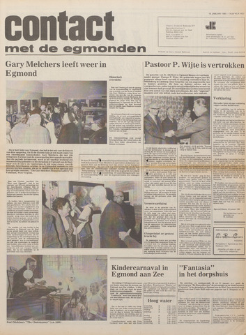 Contact met de Egmonden 1980-01-16