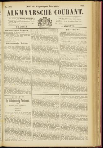 Alkmaarsche Courant 1896-08-14