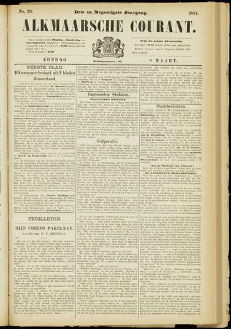 Alkmaarsche Courant 1891-03-08