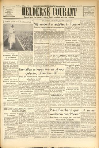 Heldersche Courant 1952-03-27