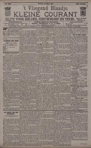 Vliegend blaadje : nieuws- en advertentiebode voor Den Helder 1895-03-30