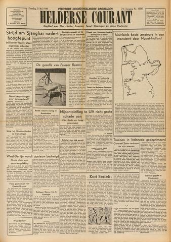 Heldersche Courant 1949-05-21