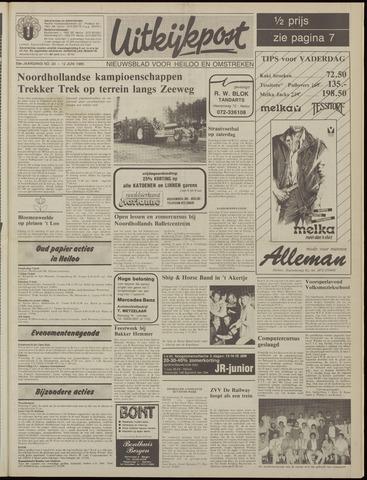 Uitkijkpost : nieuwsblad voor Heiloo e.o. 1985-06-12