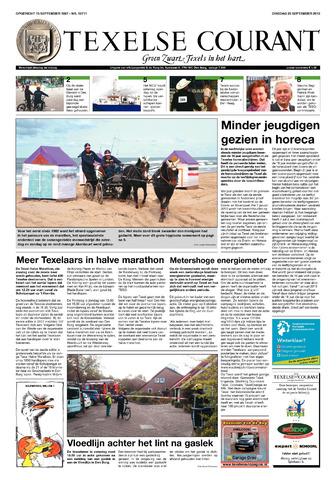 Texelsche Courant 2012-09-25