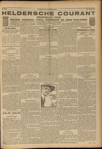 Heldersche Courant 1923-11-24