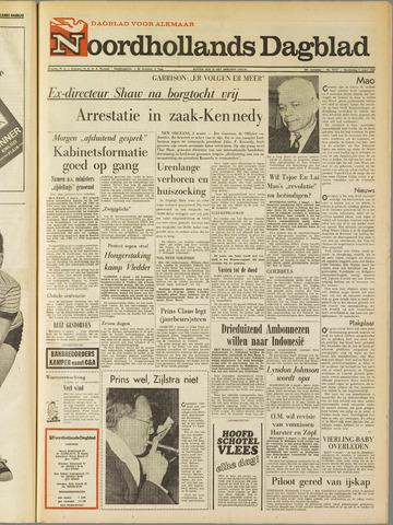 Noordhollands Dagblad : dagblad voor Alkmaar en omgeving 1967-03-02