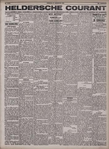 Heldersche Courant 1918-08-27