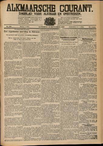 Alkmaarsche Courant 1930-09-13