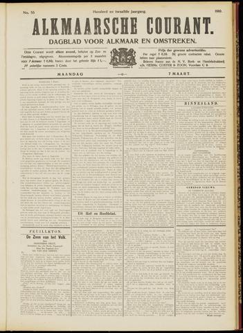 Alkmaarsche Courant 1910-03-07