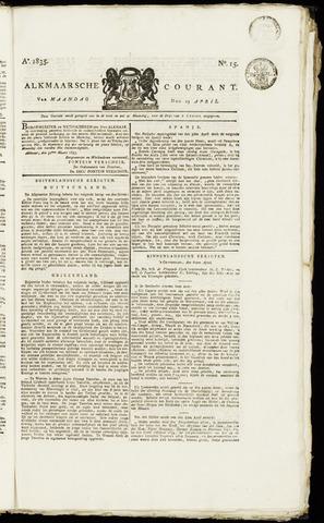 Alkmaarsche Courant 1835-04-13