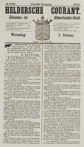 Heldersche Courant 1872-10-02
