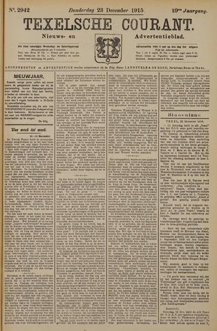 Texelsche Courant 1915-12-23