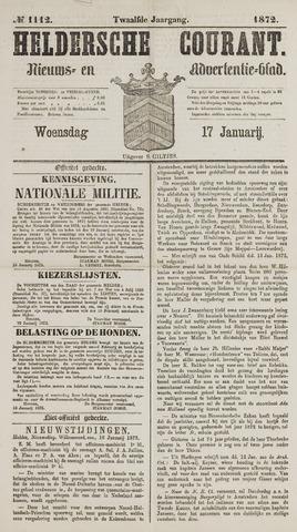 Heldersche Courant 1872-01-17