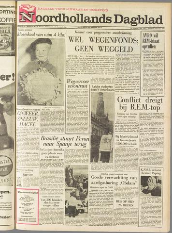 Noordhollands Dagblad : dagblad voor Alkmaar en omgeving 1964-12-03