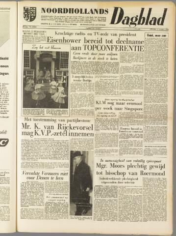 Noordhollands Dagblad : dagblad voor Alkmaar en omgeving 1959-03-17