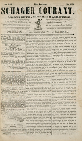 Schager Courant 1881-02-03