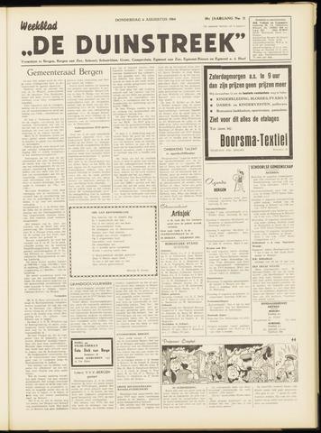 De Duinstreek 1964-08-06