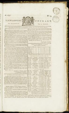 Alkmaarsche Courant 1837-03-27