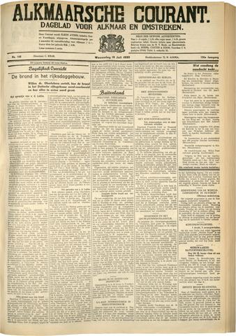 Alkmaarsche Courant 1933-07-19