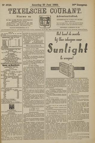 Texelsche Courant 1923-06-23
